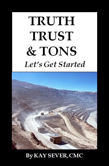 TRUTH TRUST TONS Minibuk Cover